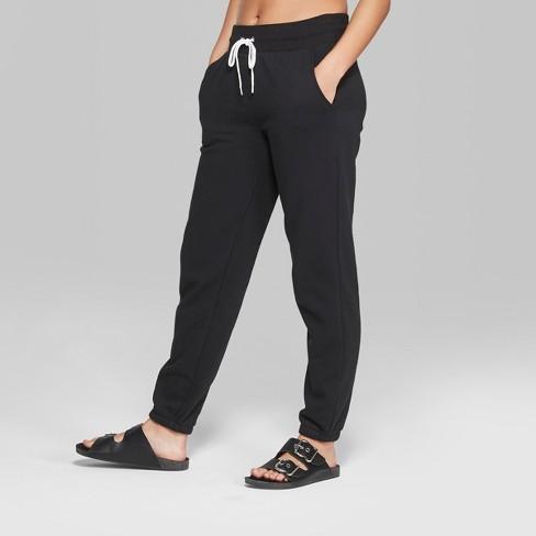 ffc3d611d Women's Jogger Vintage Sweatpants - Wild Fable™ : Target