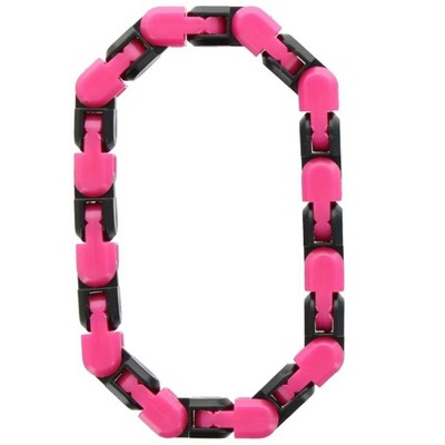 Nerd Block Cliccors Loops Toy Shirtpunch Variant Pink & Black