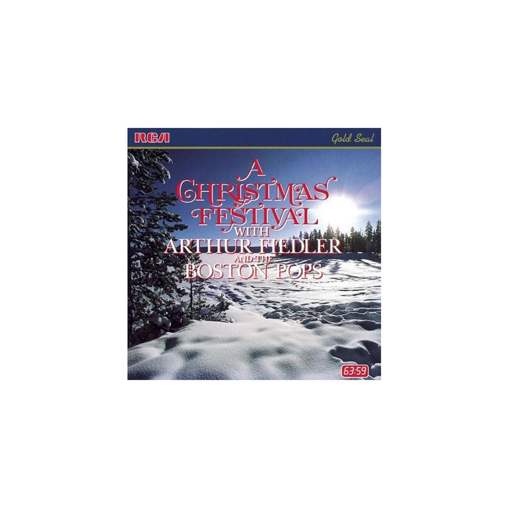 Arthur fiedler - Christmas festival (CD)