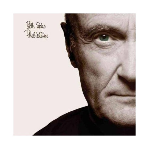 Phil Collins - Both Sides (Deluxe Edition) (Digipak) (CD) - image 1 of 1