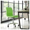 Ripple Midback Armless Office Chair - Modway - image 3 of 4