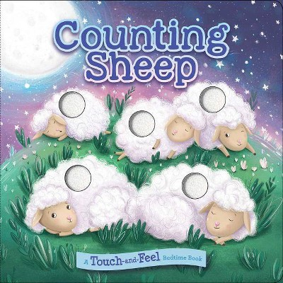 Counting Sheep - by Maggie Fischer (Board Book)