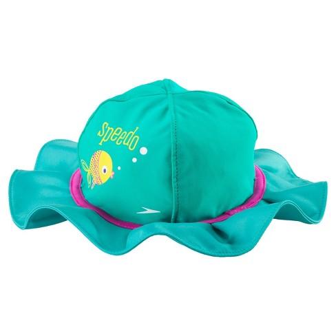 c24dce94c42 Speedo Kids Bucket Hat -Turquoise (Large Extra Large)   Target