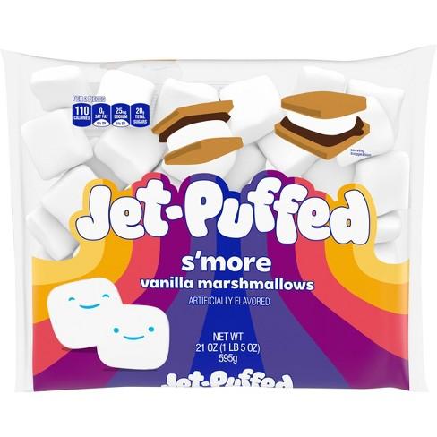 Kraft Jet-Puffed S'moreMallows Marshmallows - 21oz - image 1 of 4