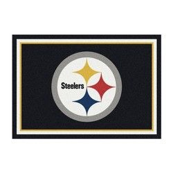 NFL Pittsburgh Steelers 6'x8' Spirit Rug