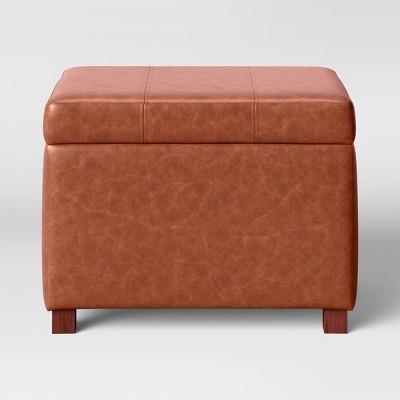Essex Single Storage Ottoman - Threshold™