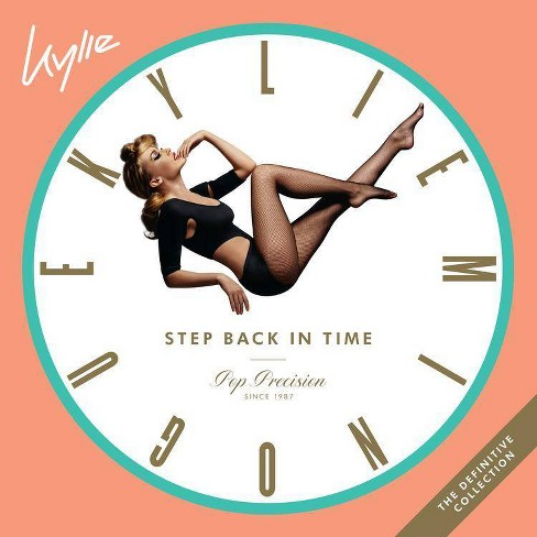 Kylie Minogue - Step Back in Time: The Definitive Collection (CD) - image 1 of 1