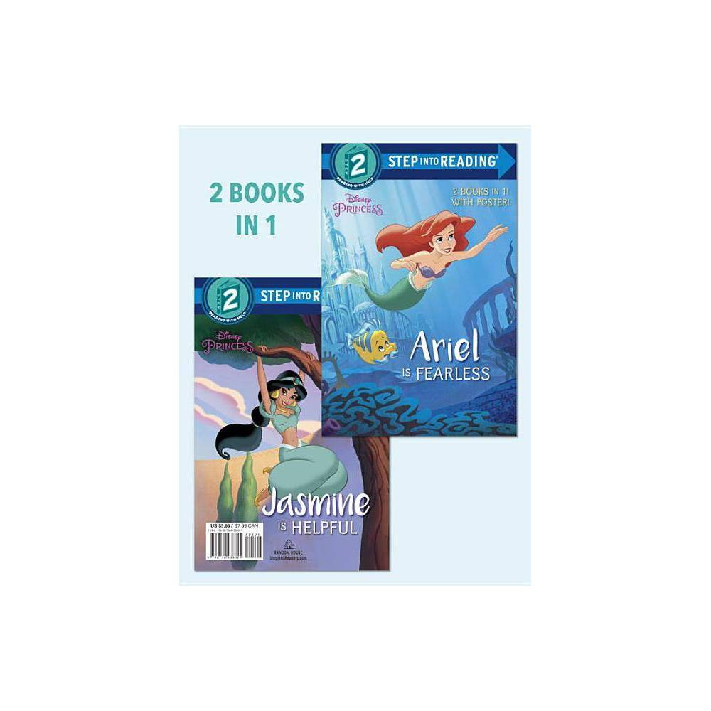 Ariel Is Fearless Jasmine Is Helpful Paperback Liz Marsham Suzanne Francis
