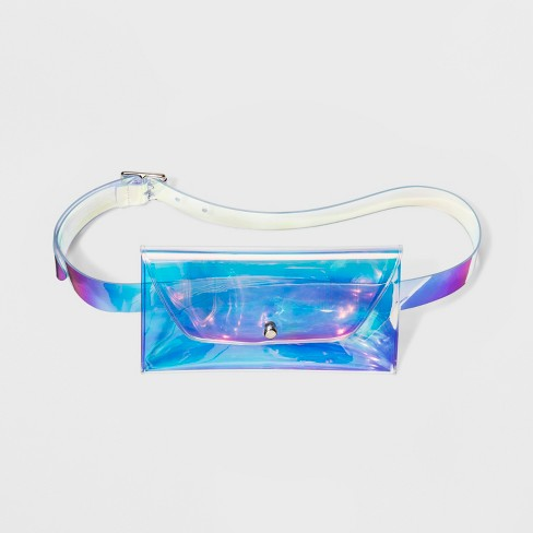 Women's Belt With Bag - Wild Fable™ Iridescent - image 1 of 3