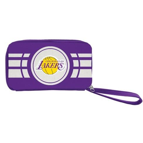 NBA Los Angeles Lakers Ripple Zip Wallet - image 1 of 1