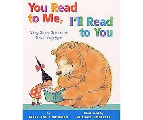 You Read to Me, I'll Read to You: Very Short Stories to Read Together : Very Short Stories to Read - image 1 of 1