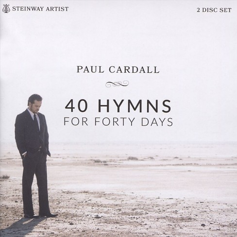 Paul cardall - 40 hymns for forty days (CD) - image 1 of 1