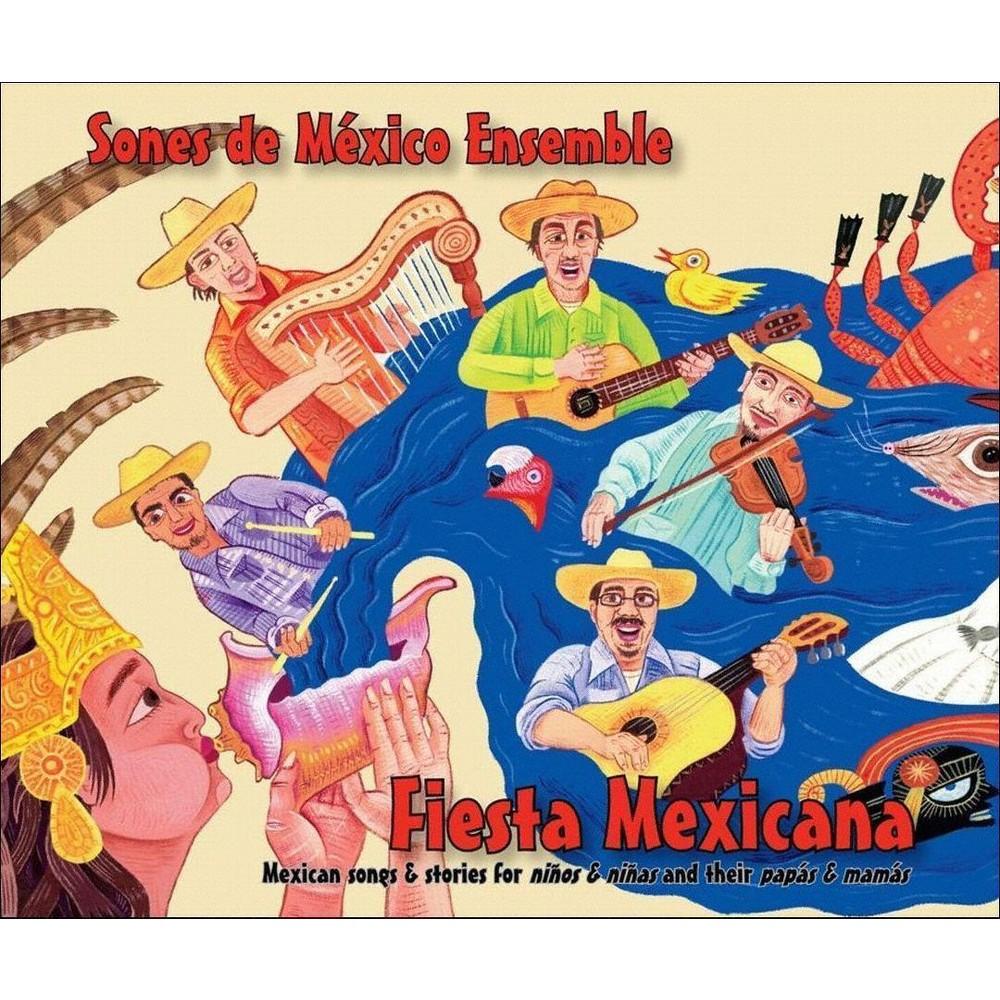 Sones De Mexico Ense - Fiesta Mexicana:Mexican Songs (CD)