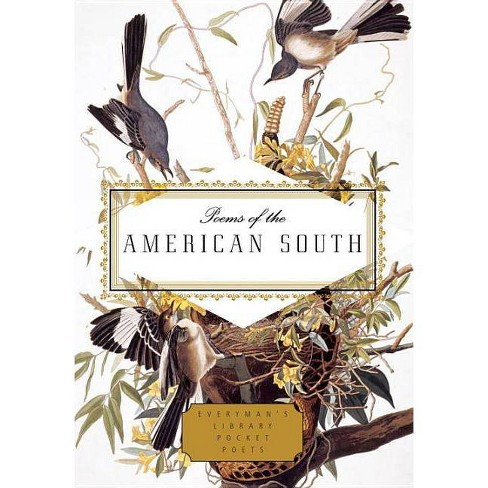 Poems of the American South - (Everyman's Library Pocket Poets)(Hardcover) - image 1 of 1