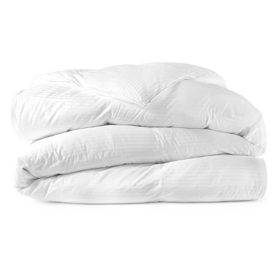 Downlite World's Biggest Comforter - Colossal King Size Down Alternative 120 x 120 Inches