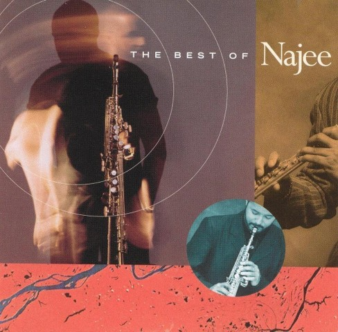 Najee - Best of najee (CD) - image 1 of 3