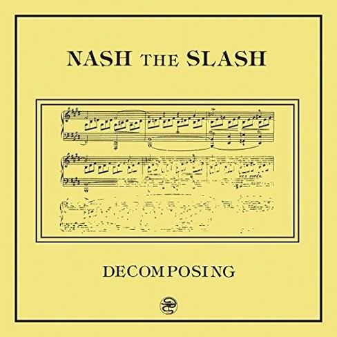 Nash The Slash - Decomposing (Vinyl) - image 1 of 1