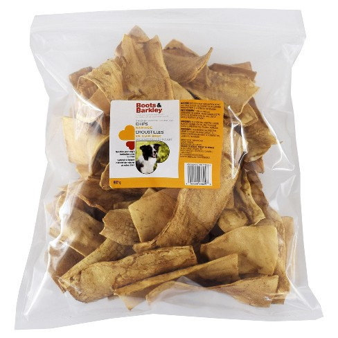 Chicken Flavored Rawhide Chips 32oz Bag - Boots & Barkley™ - image 1 of 3