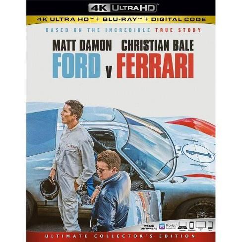 Ford Vs Ferrari (4K/UHD) - image 1 of 1