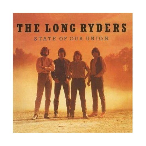 Long Ryders - State of Our Union (CD) - image 1 of 1