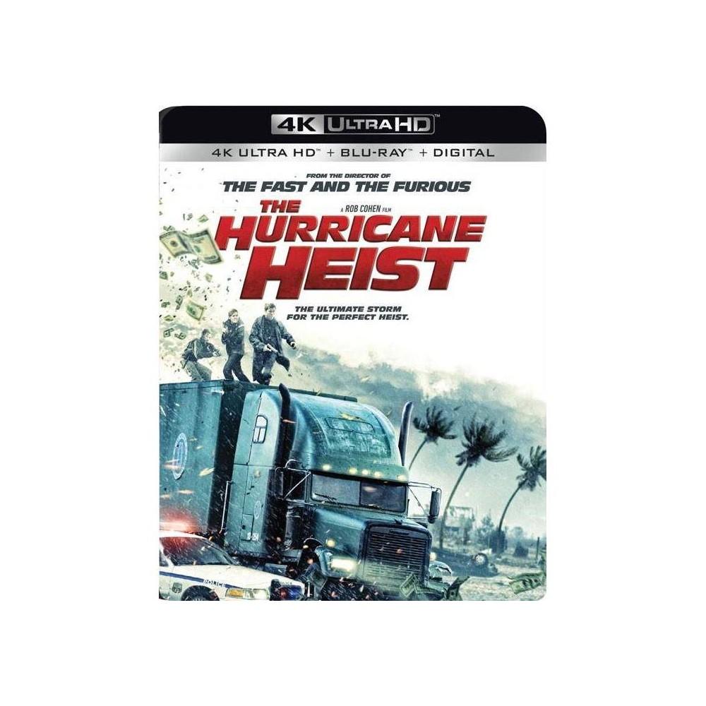The Hurricane Heist (4K/UHD)