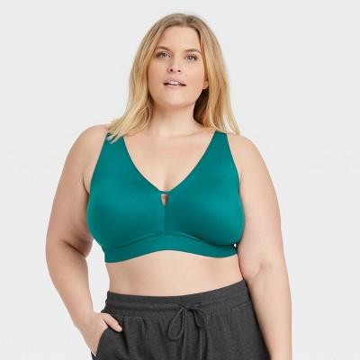 Women's Plus Size Comfort Bralette - Auden™