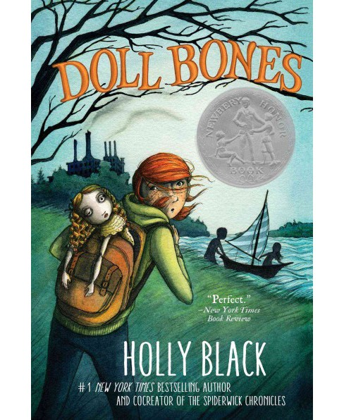 Doll Bones -  Reprint by Holly Black (Paperback) - image 1 of 1