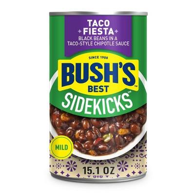 Bush's Sidekicks Taco Fiesta - 15.1oz
