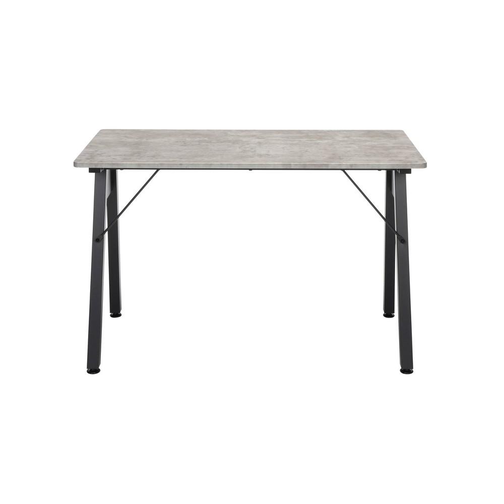 48 Table Desk Concrete Laminate - Ofm