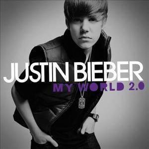 Justin Bieber - My World 2.0 (LP) (Vinyl)
