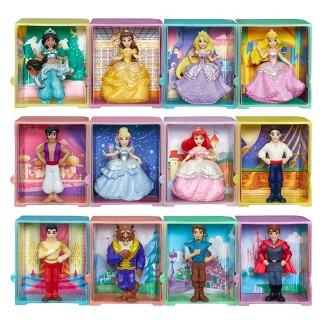 Disney Princess Royal Stories Series 2 Figure Surprise Blind Box