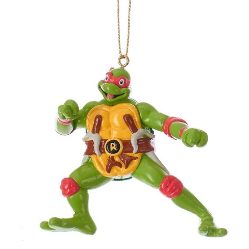 Ninja Turtle Christmas Tree.Raphael Teenage Mutant Ninja Turtles Christmas Tree Ornament