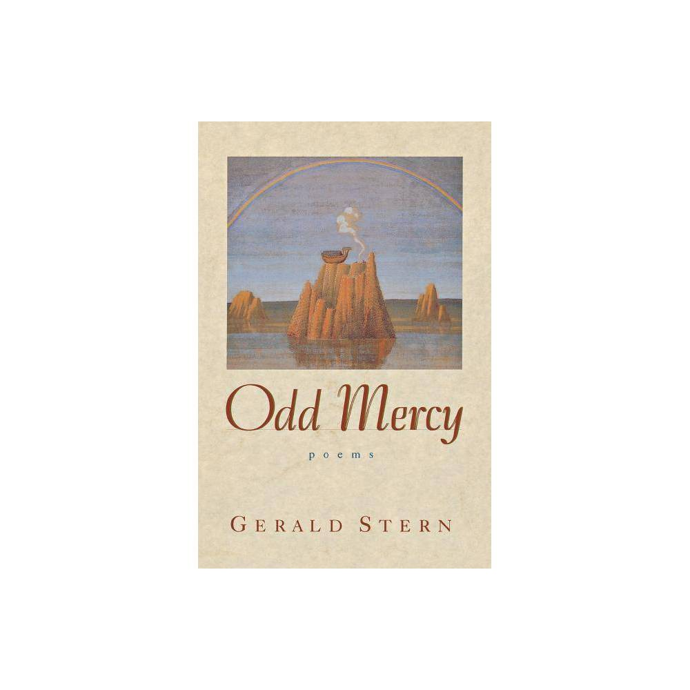 Odd Mercy By Gerald Stern Paperback