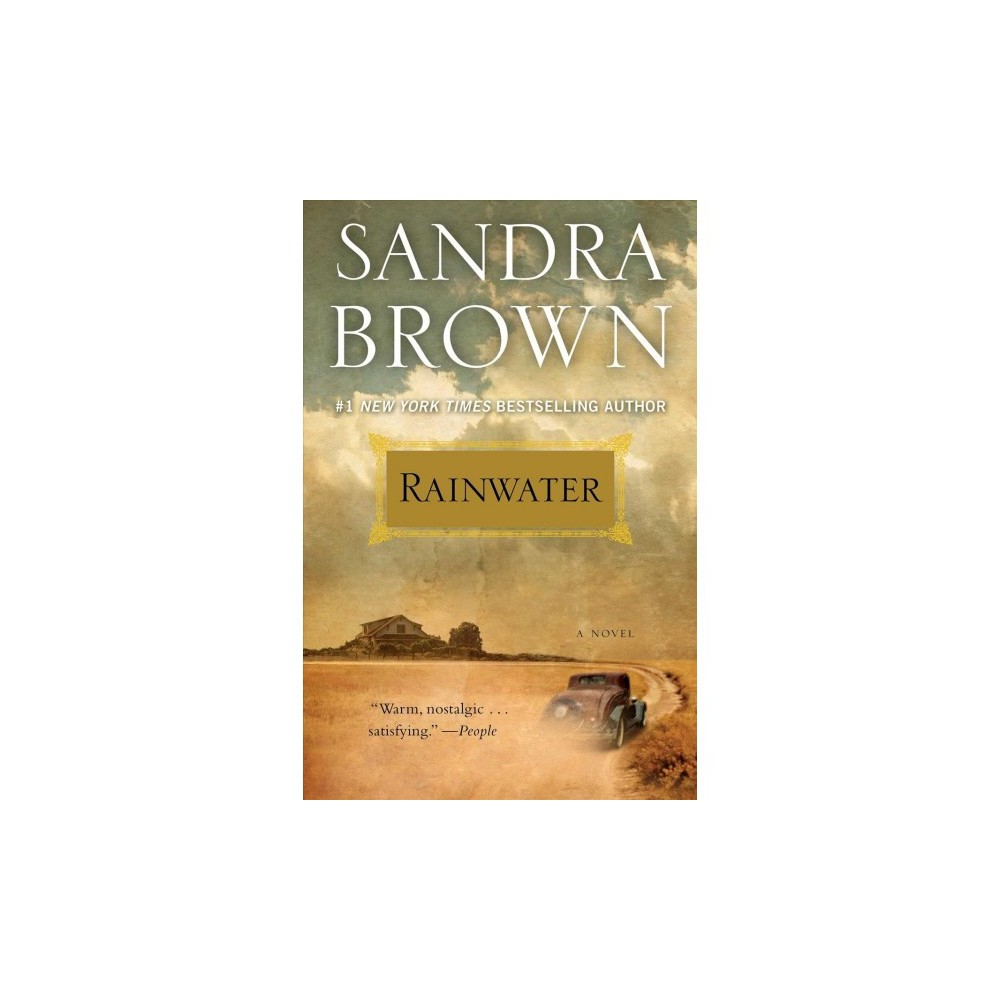 Rainwater - Reissue by Sandra Brown (Paperback)