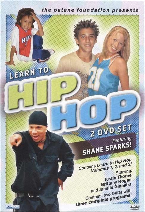 Learn to hip hop collection:Vols 1-2 (DVD) - image 1 of 1