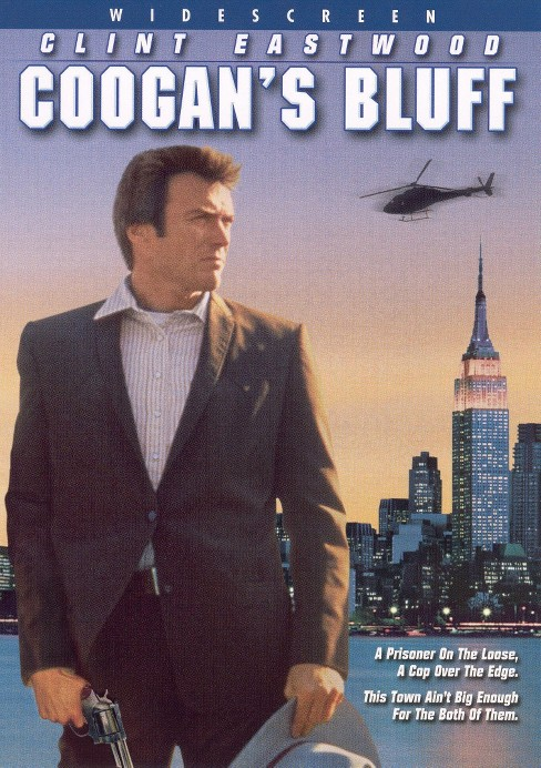 Coogan's bluff (DVD) - image 1 of 1