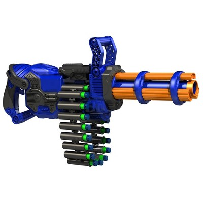 Dart Zone Scorpion Motorized Gatling Belt Dart Blaster