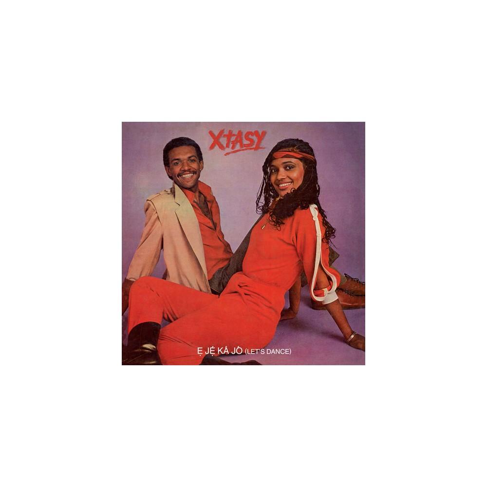Xtasy - E Je Ka Jo (Let's Dance) (Vinyl)