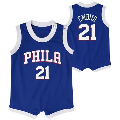 NBA Philadelphia 76ers Baby Boys' Onesies