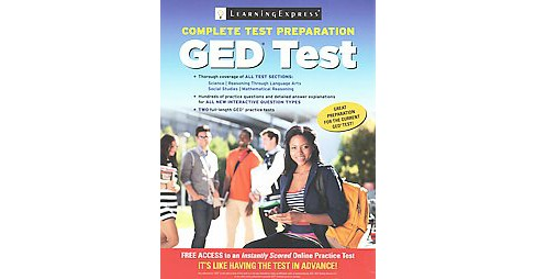 GED Test (Paperback) - image 1 of 1