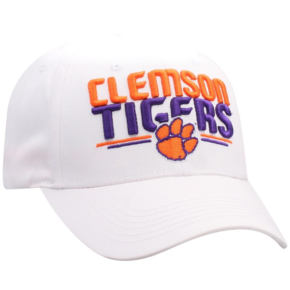 NCAA Men's Clemson Tigers Network Hat NCAA Men's Clemson Tigers Network Hat Size: Osfm. Gender: Male. Age Group: Adult. Material: Cotton.