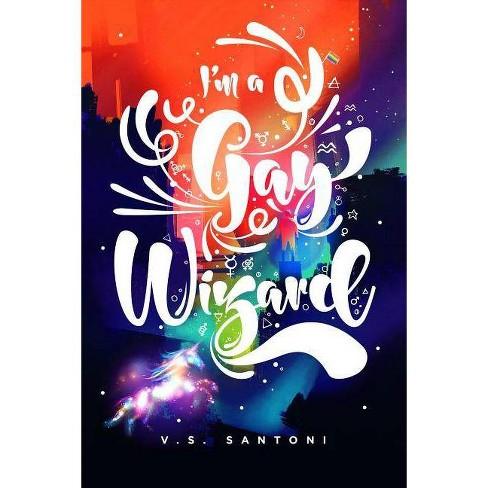 I'm a Gay Wizard - by  V S Santoni (Paperback) - image 1 of 1