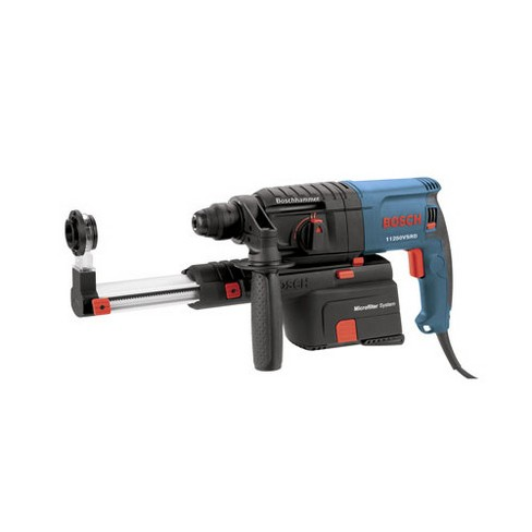 Bosch 11250VSRD-RT 3/4 in. Bulldog Rotary Hammer w/ Dust Collection Manufacturer Refurbished - image 1 of 4
