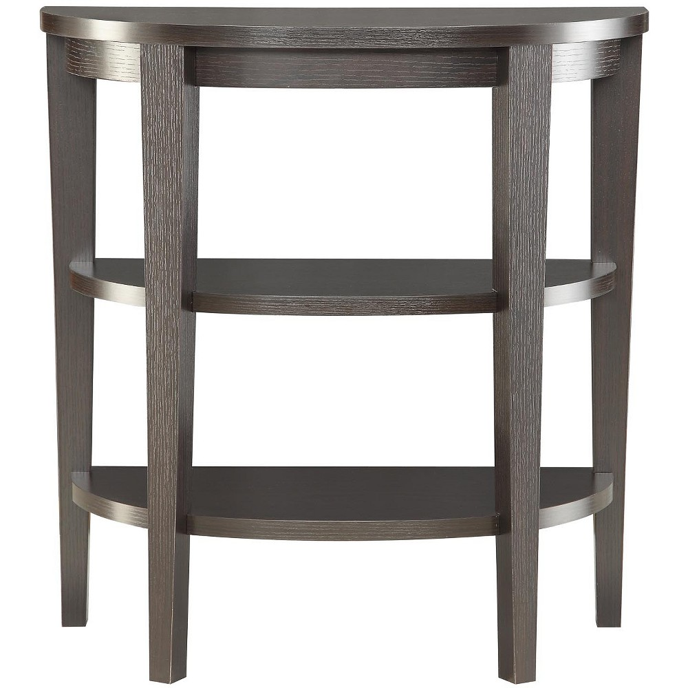 Console Table Brown - Convenience Concepts