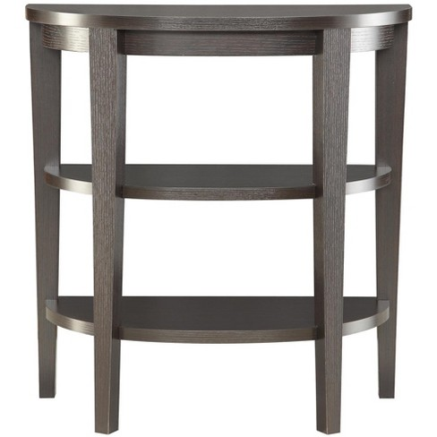 Console Table Brown - Convenience Concepts - image 1 of 3