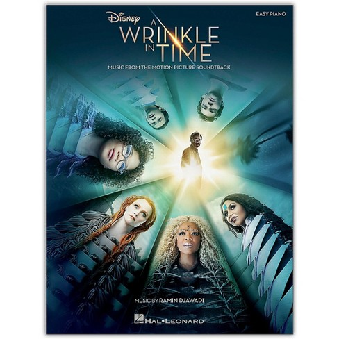 Hal Leonard A Wrinkle in Time (Music from the Motion Picture Soundtrack) Easy Piano Songbook - image 1 of 1