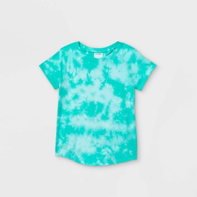 Girls' Tie-Dye Short Sleeve T-Shirt - Cat & Jack™