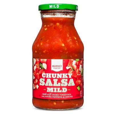 Salsas & Dips: Market Pantry
