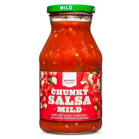 Mild Chunky Salsa 24 oz - Market Pantry™ - image 1 of 1