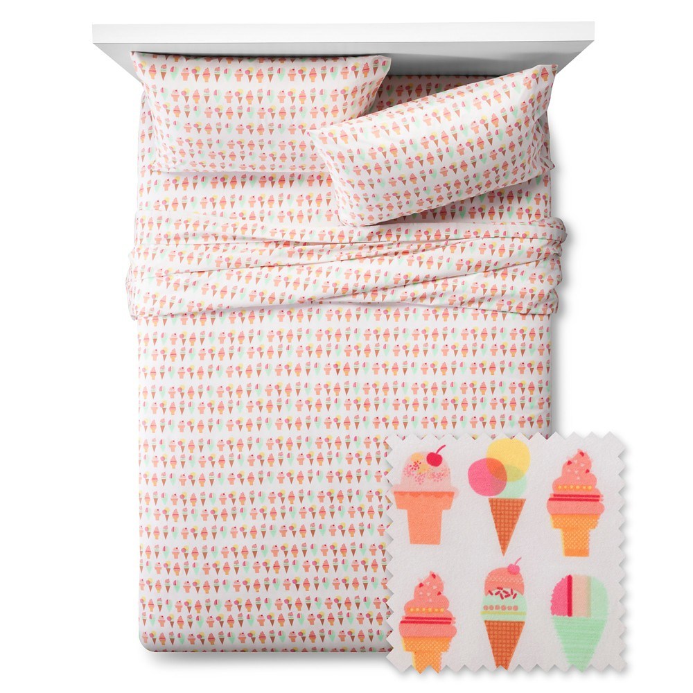 Frozen Fantasy Sheet Set - Pillowfort, Multicolored